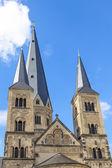 Minster (church) in Bonn, Germany  — Stock Photo