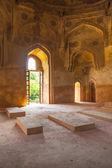 Dadi potis tomb in Lodi Garden in Delhi — Stock Photo