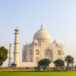 Taj Mahal in sunrise light, Agra, India — Stock Photo #44160501