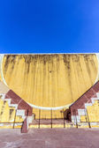 ジャンタル マンタル天文台で天文学的な楽器 — ストック写真