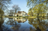 Castle Mellenthin on the island Usedom (Germany). — Stock Photo