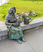 Memorial for Martha Klingberg — Stock Photo