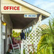 Motel in the outer banks, USA — Stock Photo #46004527