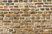 Harmonic red brick wall   — Stock Photo