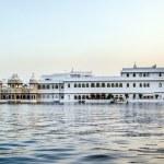 The Lake Palace, Udaipur Rajasthan — Stock Photo #47107957