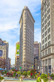 Flatiron in New York — Stock Photo