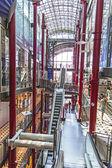 Inside the Zeilgalerie — Stock Photo