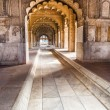 Hall of Private Audience or Diwan I Khas at the Lal Qila - Red F — Stock Photo #47928427