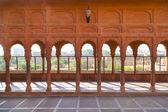 Junagarh Fort in city of Bikaner rajasthan state in india — Stock Photo