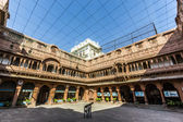 Junagarh Fort in city of Bikaner rajasthan state in india — Stock Photo