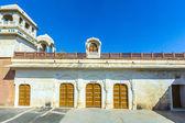 Junagarh fort nello stato di rajasthan città di bikaner in india — Foto Stock