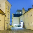 Street by night in old town of vienna — Stock Photo #48861447