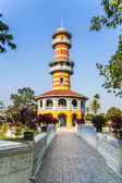 Sages Lookout Tower (Ho Withun Thasana) of the Thai royal Summe — Stock Photo