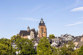 view to Wetzlar dome — Stockfoto