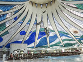 Cathedral of Brasilia — Stock Photo