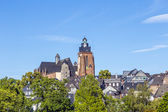 view to Wetzlar dome — Foto Stock
