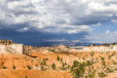Beautiful landscape in Bryce Canyon — Stock Photo