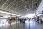 Arrival hall at Fuerteventura Airport — Stock Photo
