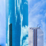 Skyline of Houston, Texas in daytime — Stock Photo #49663379