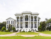 Historic Nottoway plantation in Louisiana — Stock Photo