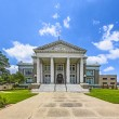 Постер, плакат: Famous historic city hall in Lake Charles