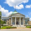 Famous historic city hall in Lake Charles — Stock Photo #49706885