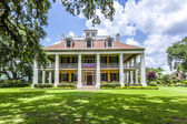 Famous Houmas House plantation  — Stock Photo