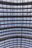 Roof of Frankfurt's Central Station — Stock Photo