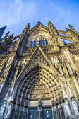 dome in cologne — Stock Photo