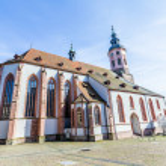 Stiftskirche Church Baden-Baden — Stock Photo #50325857