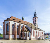Stiftskirche Church Baden-Baden — Stock Photo