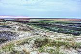 Fanoe gün batımı — Stok fotoğraf