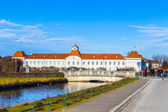 Nymphenburg Palace, the summer residence of the Bavarian kings — Foto de Stock