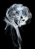 Smoke plume — Stock Photo