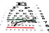 Diagrama de olho — Foto Stock