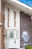 Home repainting — Stock Photo
