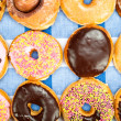 Assorted donuts — Stockfoto #12882156