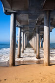Pilings — Stock Photo
