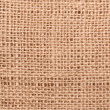 Burlap close up — Stockfoto