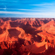 Stock Photo: Grand Canyon Sunset