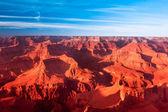 Grand Canyon Sunset — Stock Photo