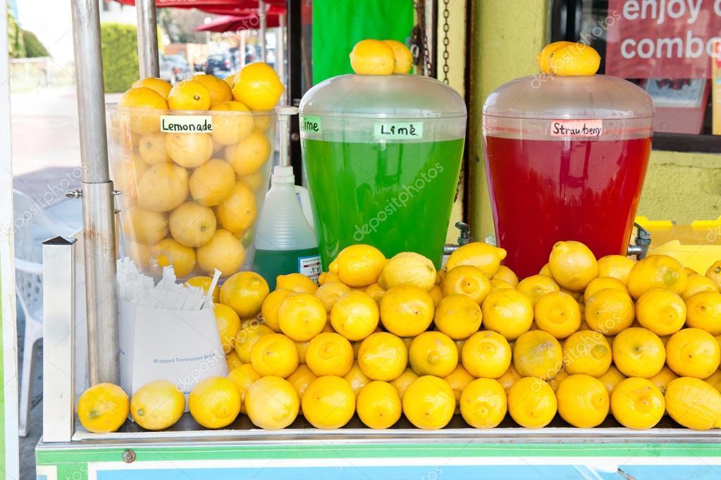 Бизнес по продаже лимонада