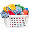 Royalty-Free Stock Photo: Laundry Basket