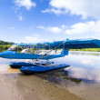 Pontoon Plane — Stock Photo
