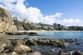 Crescent Bay Beach — Stock Photo