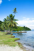 Kioa Island Fiji — Stock Photo