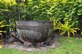 Cauldron — Stock Photo