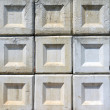 concrete block&quot — Stock Photo