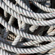 Old rope — Stock Photo #13643359