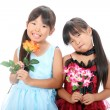 Two little asian girls — Stock Photo #14279685